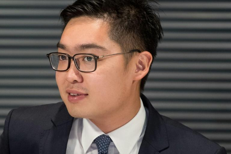Andy Chan's independence party -- the Hong Kong National Party -- was outlawed last year on the grounds of national security
