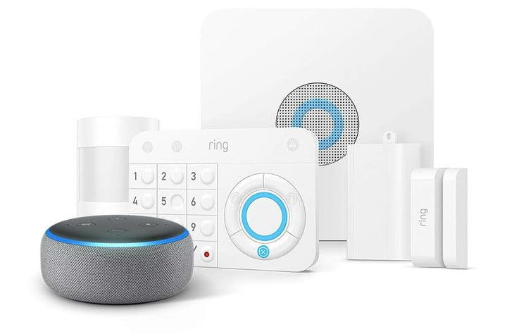 amazon slashes prices on echo ring fire tv and blink devices alarm 5 piece kit with dot