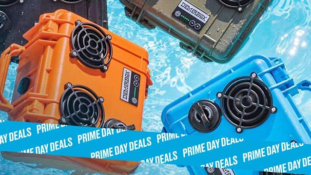 Photo Illustration by Elizabeth Brockway/The Daily Beast * DemerBox Waterproof Portable Bluetooth Speaker, $279 (20% off). * Completely waterproof, rugged for any outdoors situation, loud and incredible sound. * Shop the rest of our other Prime Day deal picks here. Not a Prime member yet? Sign up here.I've been running around with the DemerBox for a while now and have accepted it as the most rugged Bluetooth speaker I've ever used. It's an investment, for sure, but will also measure up to extreme situations. A crush-proof and waterproof body keeps it tightly closed and an inner compartment lets you use it as a container for your valuables. If a bear in the woods found a way to pry this thing open, I'd be very surprised (but not sure they tested it that way). | Get it on Amazon >Let Scouted guide you to the best Prime Day deals. Shop Here >Scouted is internet shopping with a pulse. Follow us on Twitter and sign up for our newsletter for even more recommendations and exclusive content. Please note that if you buy something featured in one of our posts, The Daily Beast may collect a share of sales.Read more at The Daily Beast.Got a tip? Send it to The Daily Beast hereGet our top stories in your inbox every day. Sign up now!Daily Beast Membership: Beast Inside goes deeper on the stories that matter to you. Learn more.