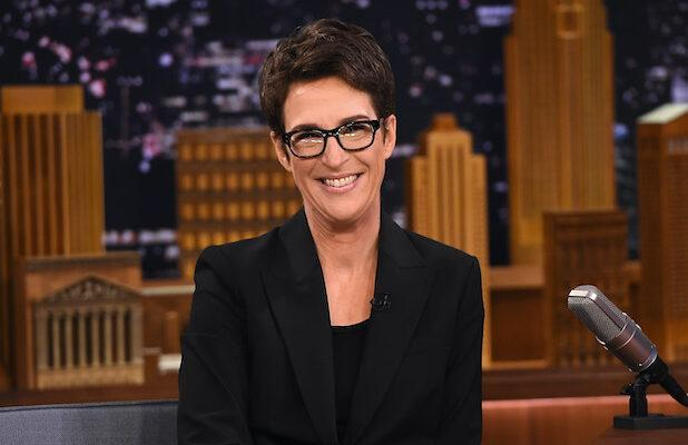 Rachel Maddow Wins Dismissal for One America News' $10 Million Defamation Suit
