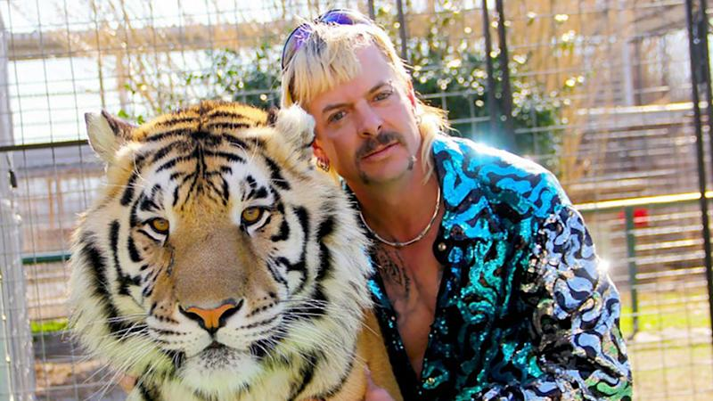 Joe Exotic AKA the Tiger King