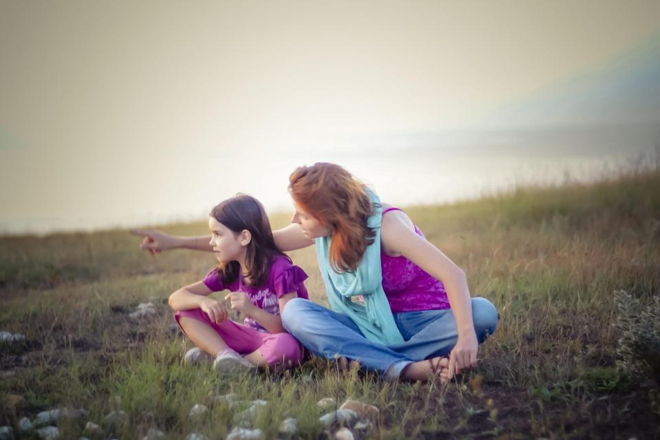"""<p>So long Tiger mums, 2017 is all about taking a more touchy feely approach to parenting. """"A major trend this year will be a focus on children's mental health and growth, with a slant on mindfulness and thoughtfulness,"""" explains Jo Wiltshire, parenting expert for <a rel=""""nofollow noopener"""" href=""""http://www.childcare.co.uk"""" target=""""_blank"""" data-ylk=""""slk:Childcare.co.uk"""" class=""""link rapid-noclick-resp"""">Childcare.co.uk</a> """"We've been through helicopter parenting and 'tiger' parenting with its full-on activity schedules, and we've read all about the new generation of 'special snowflake' children with their lack of resilience and their sense of entitlement. Now we can see a trend for taking things down several notches – 'slow parenting'."""" Jo says this type of parenting involves teaching children to be self-aware, to earn privileges and treats, to give without expecting rewards, and to focus on inner qualities rather than just outward skills and abilities. """"Schools are incorporating mindfulness and meditation sessions into their teaching, and thinking about how physical activities such as yoga can help children learn. 2017 will see a push towards nurturing the inner child and celebrating a more thoughtful style of parenting,"""" she says. [Photo: Getty] </p>"""