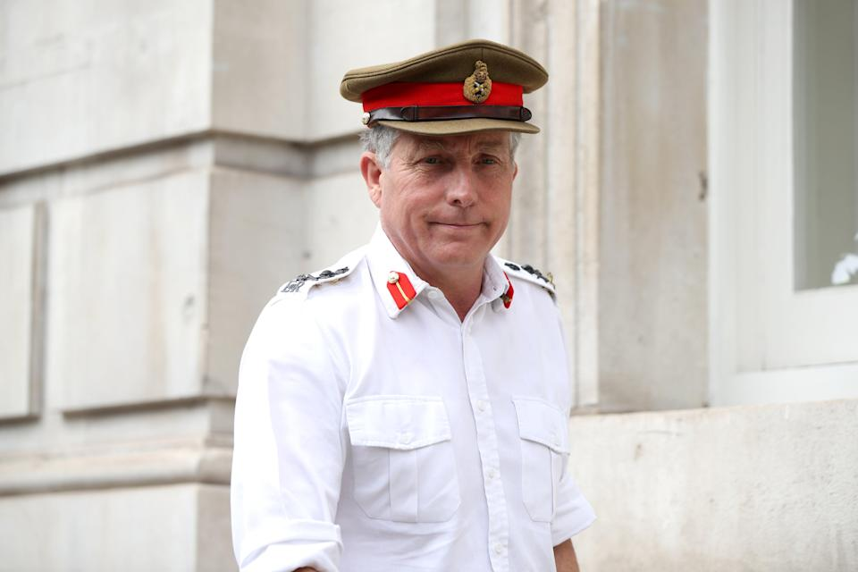 General Sir Nick Carter (PA Archive)