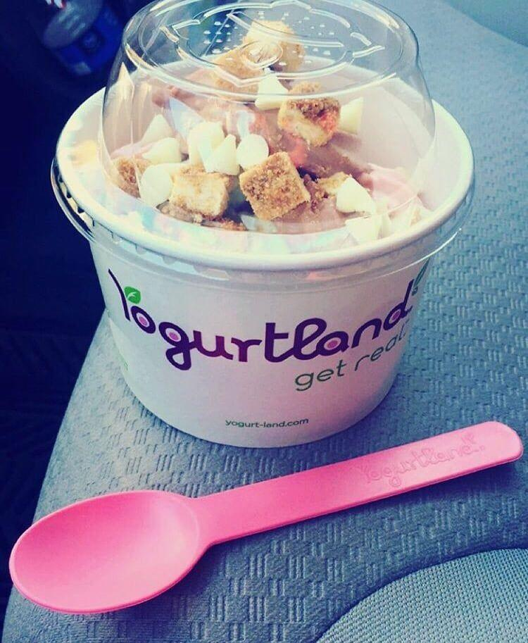 """<p><strong><a href=""""https://www.yelp.com/biz/yogurtland-oklahoma-city"""" rel=""""nofollow noopener"""" target=""""_blank"""" data-ylk=""""slk:Yogurtland"""" class=""""link rapid-noclick-resp"""">Yogurtland</a>, Oklahoma City</strong></p><p>""""My family loves loves loves this place! The flavors are absolutely true to their names! The tart is my favorite but there are so many to choose from and the menu changes often. This is a family owned place and the family is so exceptionally nice!"""" - Yelp user <a href=""""https://www.yelp.com/user_details?userid=uOzJLKPGkIbP55yv3rls0A"""" rel=""""nofollow noopener"""" target=""""_blank"""" data-ylk=""""slk:Kristi S."""" class=""""link rapid-noclick-resp"""">Kristi S.</a></p><p>Photo: Yelp/<a href=""""https://www.yelp.com/biz_photos/yogurtland-oklahoma-city?select=zuADdbsH2ApgpHa7-x5kwA"""" rel=""""nofollow noopener"""" target=""""_blank"""" data-ylk=""""slk:Deepika G."""" class=""""link rapid-noclick-resp"""">Deepika G.</a></p>"""