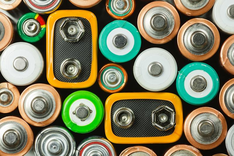 Researchers have designed a battery that's 90 percent more efficient than lithium-ion