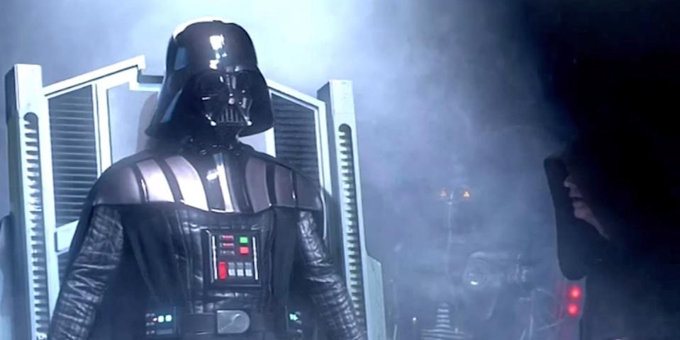 revenge of the sith vader
