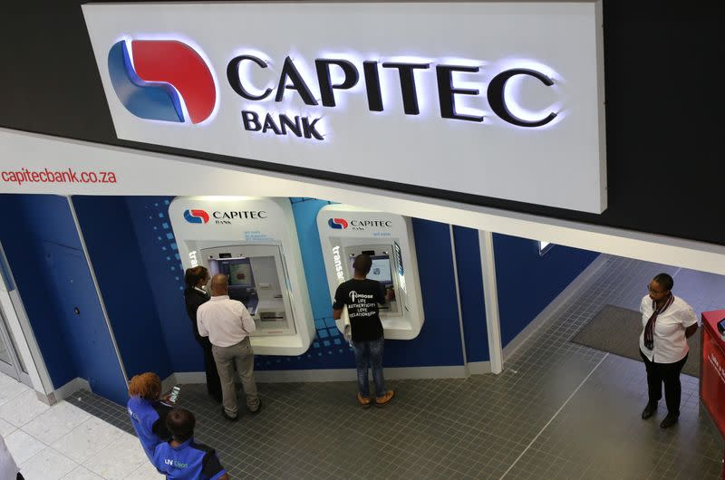 South Africa's Capitec forecasts 70% profit fall in blow to shares