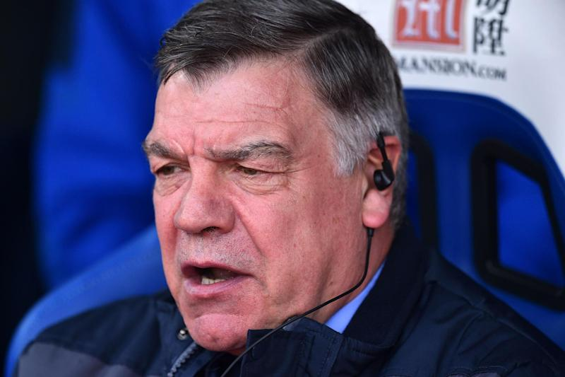 Big man aiming for another big win: Sam Allardyce: AFP/Getty Images