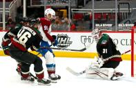 NHL: Colorado Avalanche at Arizona Coyotes