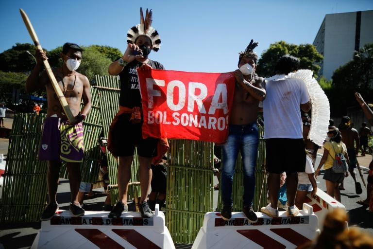 Indigenous rights groups warn that a controversial land reform bill in Brazil's Congress would pave the way for things such as mining, hydroelectric dams and road construction on previously protected reserves