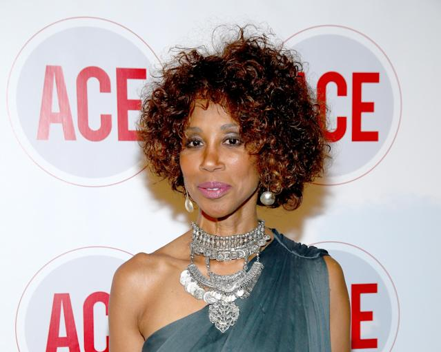 Trisha Goddard attends the 2017 ACE Gala in New York City in 2017. (Paul Zimmerman/WireImage)