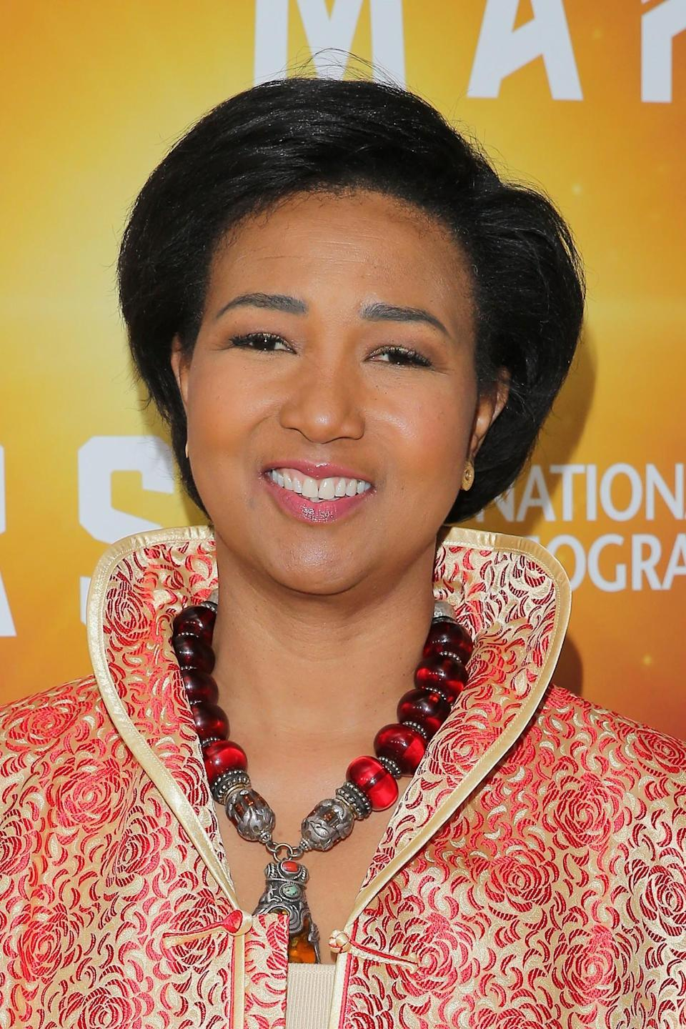 """<p>Mae Jemison was the first African-American woman to travel into space when she boarded the Space Shuttle Endeavour in September 1992. A lifetime love of science led her to a place on NASA'a astronaut program. For five years, she waited for an assignment that would launch her into orbit. When it finally happened, Mae said: """"I felt like I belonged right there in space. I realised I would feel comfortable anywhere in the universe."""" <i>[Photo: Getty]</i> </p>"""