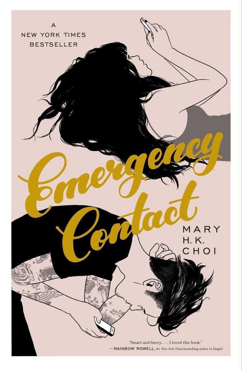 "<p><strong><span>Emergency Contact</span></strong> by Mary H.K. Choi puts a twist on the ""secret letters"" trope, with a touch of <strong>You've Got Mail</strong> too. College freshmen Penny and Sam stay in touch via texting after an awkward first meeting, soon becoming incredibly close - but all without ever actually spending time together in person, even as the boundaries blur between their real lives and their vaguely defined relationship.</p>"