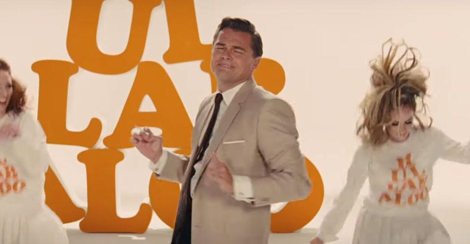 Leonardo DiCaprio portrays actor Rick Dalton in Quentin Tarantino drama 'Once Upon a Time in Hollywood'. (Credit: Sony)