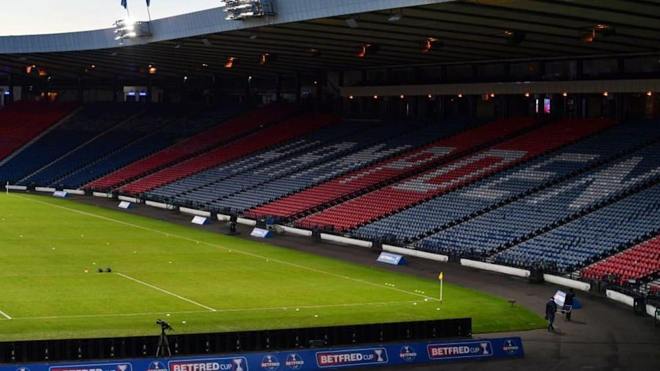 Hampden Park | Mark Runnacles/Getty Images