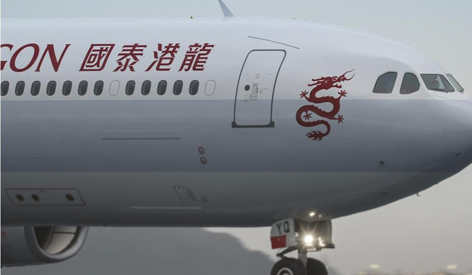 Cathay Dragon served regional 51 destinations and mainland China before the Covid-19 pandemic. Photo: Handout
