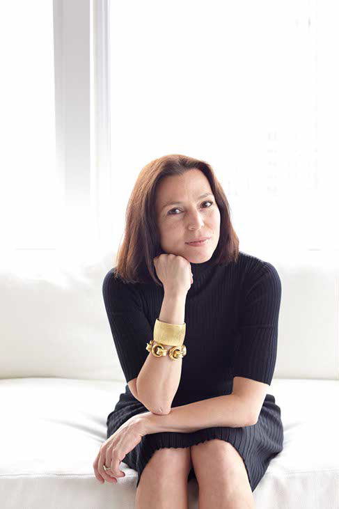 """<p>The former <em>VERANDA</em> Editor-in-Chief and current Creative Director at Schumacher, Dara Caponigro is a leading tastemaker in the world of style and interiors. In her upcoming book, <a href=""""https://www.amazon.com/S-Style-Schumacher-Book-Decoration/dp/0847865282"""" rel=""""nofollow noopener"""" target=""""_blank"""" data-ylk=""""slk:S Is For Style, the Schumacher Book of Decoration,"""" class=""""link rapid-noclick-resp""""><em>S Is For Style, the Schumacher Book of Decoration,</em></a> Dara explores the power lavish imagery and pattern can have within homes. </p>"""