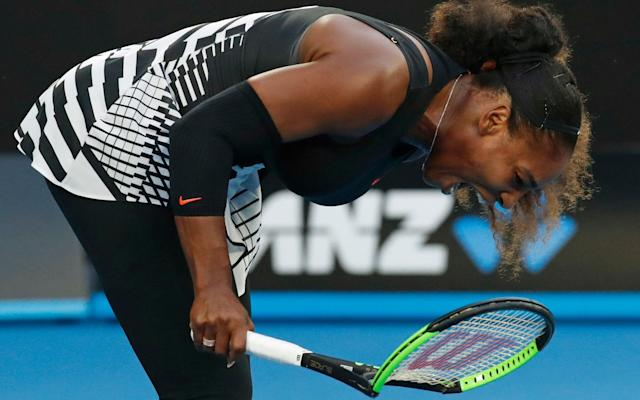 <span>Serena Williams also misses the Miami Open with a knee injury</span>