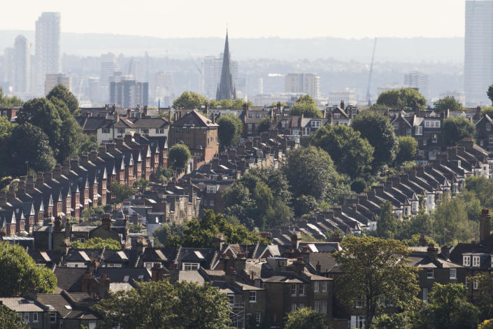 The property market has seen sales dip, widely blamed on Brexit uncertainty. Photo: PA