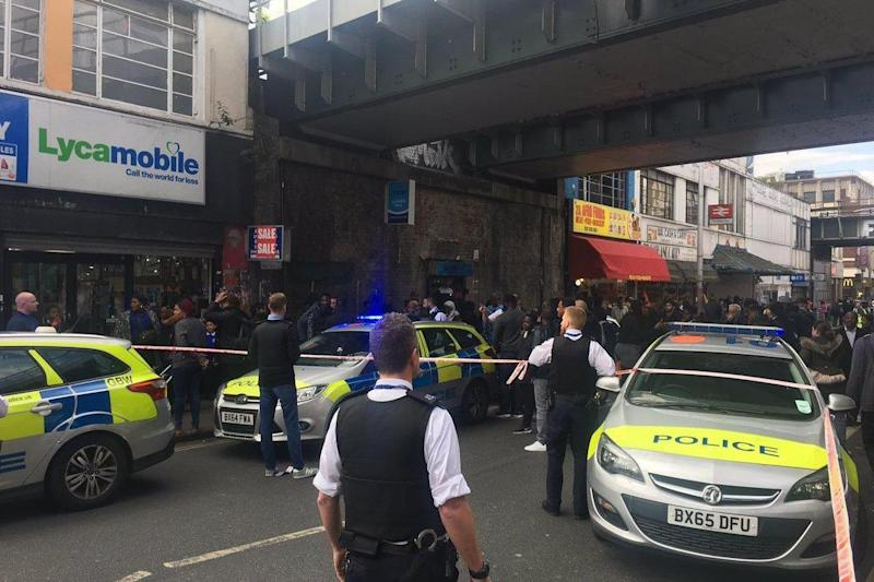 Killed: A man in his 20s was stabbed to death. (Chad O'Carroll)