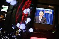 Japanese Prime Minister Yoshihide Suga said the government has a 'great sense of crisis' as he announced the measures