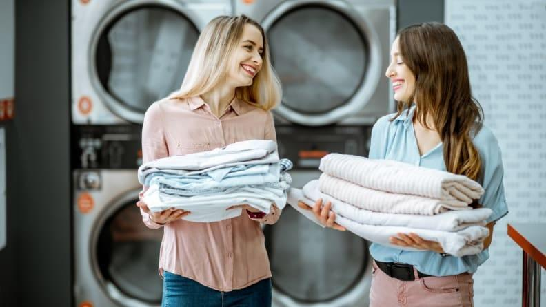 Make visiting the laundromat a positive experience.