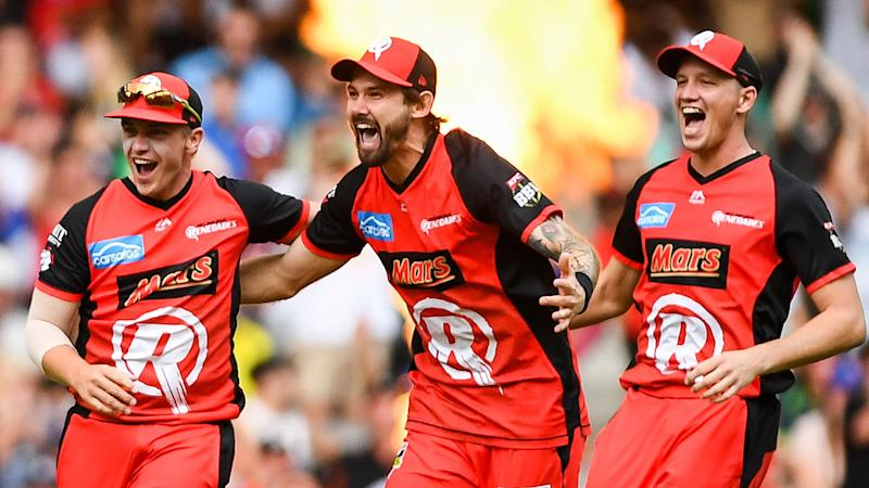 The Melbourne Renegades are hoping to become the first Big Bash team to win back-to-back titles since 2015. Pic: Getty