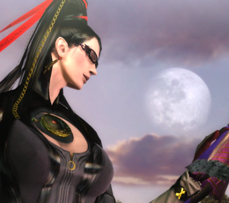 Bayonetta is up there with the most sexually charged characters in gaming: Sega