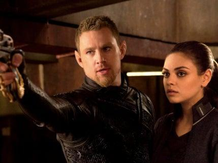 It's Netflix subscribers' final chance to watch the Wachowskis' fantasy thriller 'Jupiter Ascending'Warner Bros Pictures