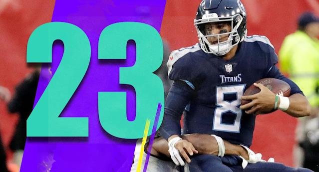 <p>A couple weeks ago, Titans stock looked like a good buy. Not anymore. The offense is just awful right now, Marcus Mariota is struggling big-time. (Marcus Mariota) </p>