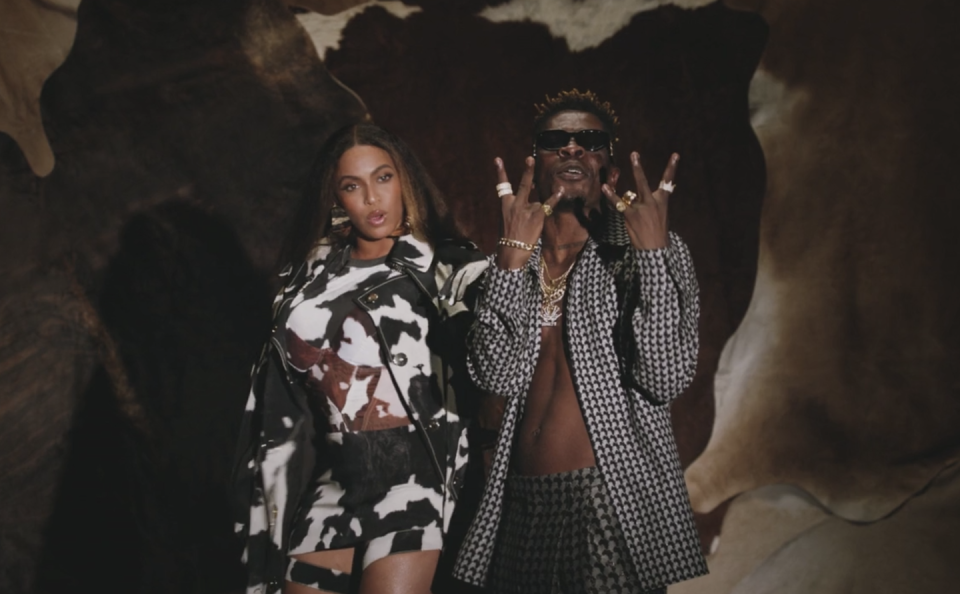 "<p>Ghanaian singer-songwriter Shatta Wale collaborates with Queen Bey on the track, ""Already.""</p>"