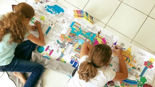 Activity Time! Fun Stuff to Do at Home With Your Kids