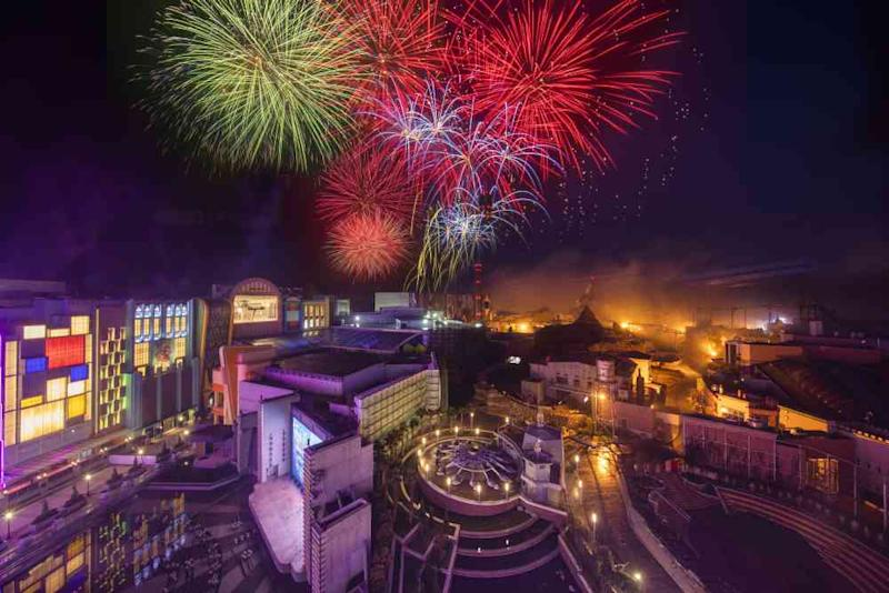 Welcome 2020 in style at Resorts World Genting's mountain-top celebration. ― Picture courtesy of Resorts World Genting