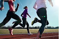 """<p>There's no one food suits all when it comes to pre-run fuel, says Adam Clarke, run coach at <a href=""""https://www.instagram.com/purdue_performance/?hl=en"""" rel=""""nofollow noopener"""" target=""""_blank"""" data-ylk=""""slk:Purdue Performance"""" class=""""link rapid-noclick-resp"""">Purdue Performance</a>. 'The key is to practise fuelling and eating different foods before lacing up and figuring out what works for you. On your easier shorter runs, getting a stitch or upset stomach is not as much of an issue unlike if it happened in a race', he shares.</p><p>Clarke and co-coach Charlotte opt for pre-workout meals that are light on the stomach but give a good balance of carbohydrates and sugar, for example, four rice cakes with honey and a banana, or two slices of white toast with strawberry jam + a banana. Charlotte also loves fuelling with porridge and a banana for longer runs.</p><p>One top tip for runners here: it's important not to eat too much food that's high in fibre, as it can lead to bloating and causing an upset stomach when running hard.</p><p>Once you have then found the perfect pre-workout meal for running, you can have 100% confidence in implementing this into your pre-session and race routine. Not sure where to start with testing the water with this? Clarke advises writing down what foods work and which don't in a journal, alongside how long you had it prior to run and how you felt during. That way, you can figure out exactly what fuel suits you and your body. </p><p>Plus if you are about to do a strenuous run, tempo or interval session, Clarke recommends a pre-run coffee, around 30 t0 60 minutes prior to exercising.</p>"""