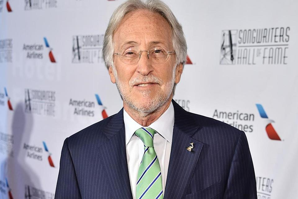 Neil Portnow on 13 June 2019 in New York City.Theo Wargo/Getty Images for Songwriters Hall Of Fame