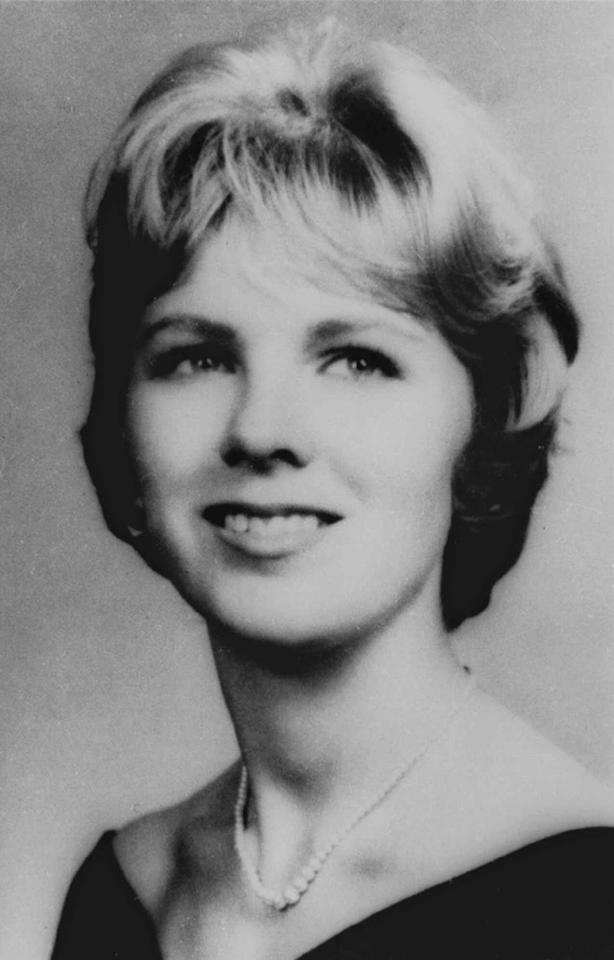 Mary Jo Kopechne, shown in this undated photo, was killed after Sen. Edward Kennedy drove a car off a bridge on Massachusetts' Chappaquiddick Island on July 18, 1969. (Photo: AP)