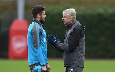 "Chelsea agree £18m deal for Olivier Giroud. Aubameyang arrives in London to complete Arsenal move. Manchester City make Aymeric Laporte their club-record signing . 8:21PM Emerson Palmieri pictured with Chelsea shirt Roma defender Emerson Palmieri has been pictured holding a Chelsea shirt ahead of his expected £25m move to Stamford Bridge. Welcome to Chelsea. My client, Emerson Palmieri. #CFCpic.twitter.com/kF2qymbnE3— John Harriott (@JHFootballAgent) January 30, 2018 Neither Roma or Chelsea have officially confirmed the move yet but an announcement is expected tonight. 6:29PM Man City sign New York's Jack Harrison... ... and immediately send him out on loan to Middlesbrough. ✍️ We are delighted to announce the signing of @Harrison_Jack11 from @NYCFC. He now joins @Boro on loan until the end of the season. Good luck, Jack! ��https://t.co/k9kxoLEPKp— Manchester City (@ManCity) January 30, 2018 5:59PM Gerard Deulofeu trains with new Watford teammates Excited for be part of @WatfordFC ! Say thanks for the welcome today. We are going to work hard in order to reach our objectives, starting today until the end of the season.�� pic.twitter.com/WkxerTr1sh— Gerard Deulofeu (@gerardeulofeu) January 30, 2018 5:24PM Riyad Mahrez hands in transfer request A new saga is brewing... BREAKING: Sky sources: Riyad Mahrez hands in transfer request at @LCFC. #SSNpic.twitter.com/OZVK4Zd3qr— Sky Sports News (@SkySportsNews) January 30, 2018 Sky Sports News also reports that Man City have already had two bids in excess of £50m rejected by Leicester City. 5:13PM Premier League clubs in battle for Mangala Eliaquim Mangala is set to leave the Etihad this month Credit: Getty Images James Ducker reports that Newcastle, West Ham and Valencia are all in talks with Manchester City over the signing of Eliaquim Mangala. The centre-back, who is available on a permanent basis or on a loan deal, is surplus to requirements at Manchester City following the arrival of club-record signing Aymeric Laporte this afternoon. 4:56PM Chelsea agree £18m deal for Giroud This from our man, Matt Law. Chelsea are set to clinch the £18million signing of Olivier Giroud following a day of talks with Arsenal that will also see Pierre-Emerick Aubameyang's move to the Emirates get the go-ahead. Giroud is poised to make the switch across London after the Blues managed to find a breakthrough in negotiations over the Frenchman. Arsenal can now complete the signing of Aubameyang, who travelled to London on Tuesday, and Michy Batshuayi will join Dortmund on loan as his replacement. 4:04PM Lucas Moura close to £25m Spurs move By Sam Dean Lucas Moura arrived at Tottenham Hotspur's training ground this morning as the club looks to complete his proposed £25m move from Paris Saint-Germain. The Brazilian, who joined PSG from Sao Paulo in 2013, has made only six substitute appearances so far this season but was once touted as one of the most exciting talents in world football. Lucas Moura is close to completing a £25m move to Spurs Credit: Julian Simmonds Mauricio Pochettino, the Tottenham manager, refused to discuss the signing at a press conference this afternoon, saying only that ""the club will communicate when something happens"". 3:45PM We hardly knew ye We can confirm that @RoqueM26 has joined @SevillaFC on loan until the end of the season. Good luck, Roque! Full story ➡️ https://t.co/oEuOgocfmdpic.twitter.com/WD2z8fvEnf— Swansea City AFC (@SwansOfficial) January 30, 2018 2:56PM Aubameyang in London to complete medical After over 32,000 people tracked his private flight from Dortmund to London, Sky Sports News is reporting that the Dortmund striker has arrived at Arsenal's London Colney training ground ahead of a £55.4m move to the Emirates. As exclusively revealed by Telegraph Sport's Jeremy Wilson on Wednesday, Aubameyang stands to become the highest paid player in the club's history. BREAKING: Pierre-Emerick Aubameyang arrives at @Arsenal training ground. #SSNpic.twitter.com/oq0FKruSdA— Sky Sports News (@SkySportsNews) January 30, 2018 The 28-year-old has signed a contract worth £180,000-a-week until 2021, with the former AC Milan striker keen to join Arsenal where he will link up with former Dortmund colleague Henrikh Mkhitaryan. 2:54PM Man City told to pay 'crazy money' for Mahrez Manchester City will have to pay a 'crazy' fee if they want to bring Riyad Mahrez to the Etihad. Pep Guardiola is keen to bolster his attacking reinforcements after it was revealed Leroy Sane would miss the next six to seven weeks after sustaining ankle ligament damage in Man City's FA Cup win over Cardiff. As reported by @MirrorAnderson , Manchester City have an interest in Riyad Mahrez but I'm told they will have to bid crazy money to convince Leicester to sell with one day of the window left— Matt Law (@Matt_Law_DT) January 30, 2018 City's interest in Mahrez also comes less than two weeks after the club decided to drop its long-term interest in Alexis Sanchez, who opted for a move to Manchester United instead. 2:39PM Giroud set for Swansea trip Olivier Giroud and Arsene Wenger chat during training on Monday Credit: Getty Images Olivier Giroud is expected to be included in Arsenal's squad to play Swansea this evening, despite ongoing talks with Chelsea over a potential move. As exclusively revealed by Telegraph Sport, Chelsea are hoping to clinch a shock move for Olivier Giroud and complete a transfer merry-go-round that will see Pierre-Emerick Aubameyang join Arsenal and Michy Batshuayi move to Borussia Dortmund. Antonio Conte would not be drawn on a potential deal for Olivier Giroud Credit: Getty Images Giroud could yet be removed from Arsenal's squad should the two London clubs reach an agreement over a move. Speaking on the possibility of signing Giroud, Chelsea manager Antonio Conte said: ""As I said before, I gave my opinion to my club. Then the club is trying to do the best in the transfer market. ""I can speak about specific characteristics of the players, or the role that we can improve. But we are talking about the players of another team. I think it's right to continue to have respect for other players."" West Ham and Sevilla are also interested in signing the 31-year-old. 1:29PM Stoke closing in new midfielder John Percy Stoke City are on the verge of completing a £15m deal for Galatasaray's Badou Ndiaye, with the midfielder due to arrive for a medical later today. Ndiaye is flying from Paris to England to discuss personal terms and put the finishing touches to his move from the Turkish club. The 27-year-old has been a priority for Stoke since the transfer window opened and the club do not anticipate any issues with the transfer, though the Senegal international will need a work permit. Stoke finally agreed a fee with Galatasarary over the weekend, after more than a week of negotiations, and Ndiaye's move will be confirmed on Wednesday ahead of the home game against Watford. But Paul Lambert has suffered frustration in his bid to sign New York City FC attacker Jack Harrison, who is joining Manchester City for a fee of around £5m. Harrison, an England under-21 international, was the subject of two bids from Stoke but talks collapsed over NYCFC's valuation - thought to be considerably more than the £5m Manchester City are paying. Middlesbrough are expected to then take Harrison on loan for the remainder of the season. 1:12PM DONE DEAL Defensive reinforcements acquired! ������ Please #welcomeaymeric to the Club! pic.twitter.com/cDu4FWOKlb— Manchester City (@ManCity) January 30, 2018 12:57PM Last call for London Colney Pierre-Emerick Aubameyang seems to have been spotted at Dortmund airport departures. BREAKING! @Aubameyang7 ist mit seiner Familie soeben an @DortmundAirport angekommen. pic.twitter.com/S3GkcUZPHy— Florian Groeger (@RN_Florian) January 30, 2018 11:22AM Another possible swap deal Having already seen a bid for former player Andre Ayew rejected by West Ham, Swansea are now offering a package worth up to £18 million. However, Sky Sports say West Ham are holding out for £20 million plus midfielder Ki in return. West Ham also made moves for Everton defensive midfielder Morgan Schneiderlin on Monday. 10:51AM Aubameyang latest No news of any substance regarding the bizarre love triangle involving Chelsea, Arsenal and Borussia Dortmund. Arsenal have a deal agreed for Pierre-Emerick Aubameyang but the German club seem no nearer to finding a replacement. Chelsea and Spurs, whose back-up striker Fernando Llorente could also be in the picture, could make this very uncomfortable for Arsenal if they choose. 9:55AM Done deal BREAKING: CSKA Moscow re-sign Ahmed Musa on loan from Leicester City until the end of the season #SSNpic.twitter.com/25JfRVqXdn— Sky Sports News (@SkySportsNews) January 30, 2018 9:52AM Loan bid rejected West Brom have rejected an approach from Derby County to take James McClean on loan, Sky Sports News say. With Alan Pardew's side short of goals this season, they need to keep hold of as many attacking players as possible. 9:32AM Tim Cahill back at Millwall In case you missed the news yesterday, Tim Cahill's return to Millwall is a romantic tale. The Australian scored the winner in an FA Cup semi-final in his first spell at the London club and was adored by the fans. #TheReturnpic.twitter.com/ZjZ33vkCs7— Millwall FC (@MillwallFC) January 29, 2018 9:13AM Lucas Moura is at St Pancras station His move to Spurs looked to be nearing completion. London Calling 8:59AM New Stoke arrival Paul Lambert might be getting a present from Stoke's transfer team with Sky Sports News reporting the club have agreed a fee of £15m with Galatasaray for midfielder Badou Ndiaye. The played needs to undergo a medical and obtain a work permit before the deal can go through. 8:36AM Lemar message Thomas Lemar looked a certainty to move to the Premier League last summer, but after his deadline day move to Arsenal fell through he stayed at Monaco. Club owner Vadim Vasilyev reiterated the club would not be doing business for the 22-year-old this January. ""He will stay at Monaco until the end of the season 100%,"" Vasilyev told French radio station RMC. ""If Liverpool or Arsenal come with a big offer before the end of the market? This is not relevant. ""We will say no because the objectives are clear. ""Without important players like Lemar, we will not succeed."" 8:01AM Could this man make his Arsenal debut tonight? It's MATCHDAY #SCFCvAFCpic.twitter.com/afk2rPJhWT— Arsenal FC (@Arsenal) January 30, 2018 7:40AM David Beckham speaks Former Manchester United midfielder David Beckham has revealed his astonishment at Alexis Sanchez's transfer from Arsenal to ""the biggest club"". Beckham was speaking at the launch of his new Major League Soccer franchise in Miami, the city to which he dreams of bringing some of football's leading players, when he was asked about Chile forward Sanchez's recent switch to Old Trafford. The former England captain, now 42, told Press Association Sport: ""I still can't believe it's happened to be honest. When he's been part of a club as big as Arsenal and then he moves a few hours away up north to the biggest club, it's astonishing to see. ""We all wish him luck, I'm a Manchester United fan so I am excited about having someone of his talent wearing a Manchester United shirt - so it's exciting times for us."" Alexis Sanchez made his debut at Yeovil Credit: Reuters Beckham also launched a staunch defence of United manager Jose Mourinho. ""Of course he's the right fit for Manchester United, we're talking about Jose Mourinho, he's one of the best managers in the game,"" said Beckham. ""Manchester United have had success over the last 25 years because we have had stability that has run throughout our club. ""Sir Alex Ferguson - the amount of time he was manager of the team - that's why we were successful because we had stability that ran through the club and that's what we need going forward. ""Everyone is going to have their own opinion of (Mourinho) as a manager, him as a person, him as an individual. But is he the right person to lead Manchester United? Yes, of course he is."" 7:23AM Neymar return to Spain? Two days after Paris Saint-Germain owner Nasser Al-Khelaifi ruled out the possibility of Neymar moving to Real Madrid in the summer, La Liga president Javier Tebas says he would like to see the Brazilian return to Spanish football: ""I would like for him (Neymar) to return to Spanish football. I don't care about the team, but the best [players] have to be here and Neymar is [one of them],"""