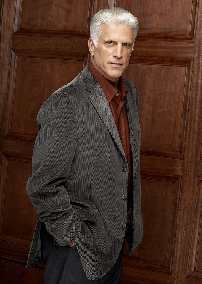 Ted Danson stars as Dr. Bill Hoffman in Help Me Help You on ABC.