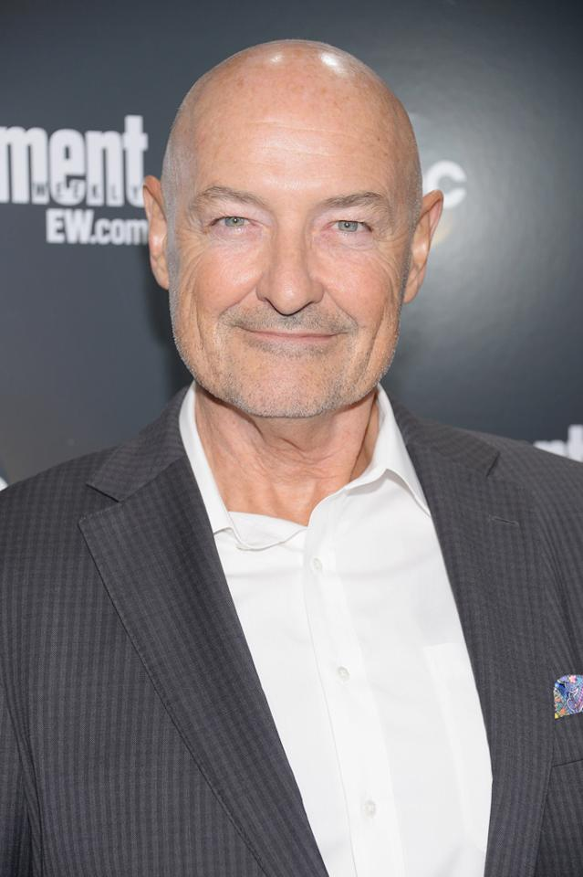"Terry O'Quinn (""666 Avenue"") attends the Entertainment Weekly and ABC Upfront VIP Party at Dream Downtown on May 15, 2012 in New York City."