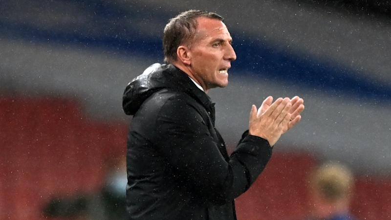 Missing out on top four would not be a failure for Leicester – Brendan Rodgers