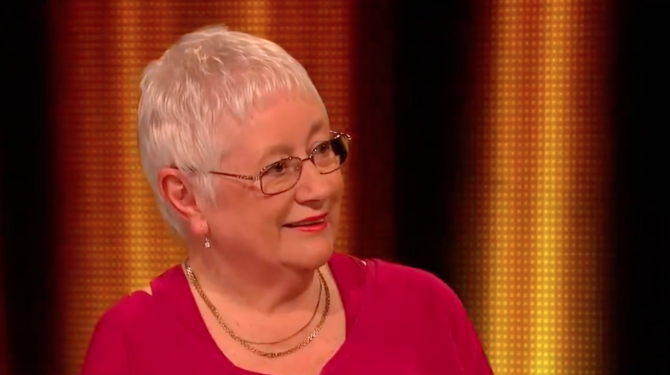 Helen Whitelaw appeared on Tipping Point two years ago (ITV)