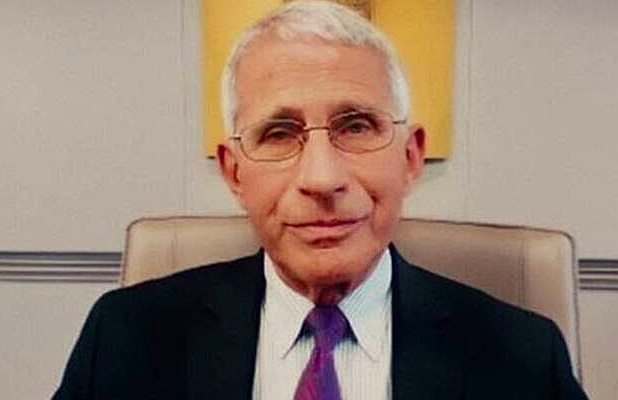 Dr. Fauci to Protesters: 'Wear a Mask' (Video)