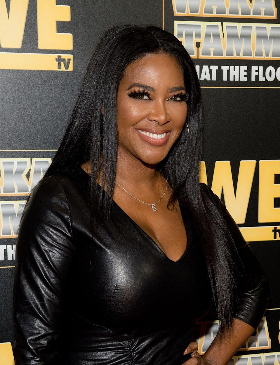 <p>Kenya has worked as an actress and model since her position of Miss USA, but most notably has starred on Bravo's <em>The Real Housewives of Atlanta </em>since 2012. In 2015, she was a contestant on <em>The Apprentice.</em></p>