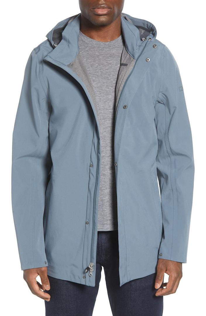 """This jacket comes in sizes S to XXXL. <a href=""""https://fave.co/2RqtJ62"""" rel=""""nofollow noopener"""" target=""""_blank"""" data-ylk=""""slk:Find it at Nordstrom"""" class=""""link rapid-noclick-resp""""><strong>Find it at Nordstrom</strong></a>."""