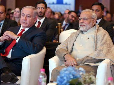 Benjamin Netanyahu in Gujarat updates: Narendra Modi, Israel PM leave for Mumbai from Ahmedabad