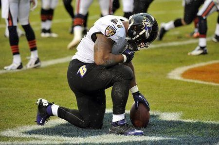 NFL: Baltimore Ravens at Chicago Bears