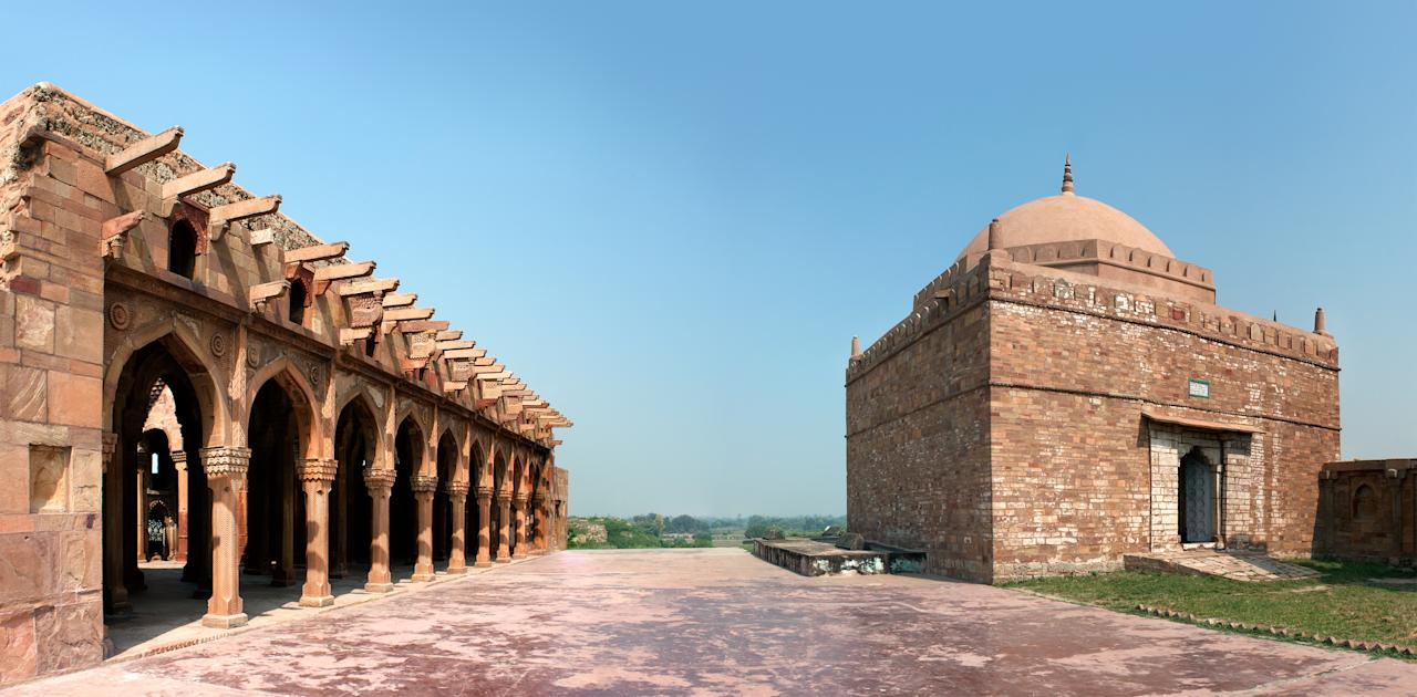 Home to many empires such as Pala, Rashtrakuta and Gurjara Pratihara between the 7th and 11th century, Kannauj in Uttar Pradesh reached its zenith under the rule of Govindachandra of the Gadhavala Dynasty. The city is famous for its Kannauji perfume, ittar and rose water. The city's glory came to an end after it fell to the Delhi Sultanate. The earliest dynasty to have ruled this land were the Maukharis back in 550 BC. Archaeological excavations have shown that the earliest town and village settlements in the region can be traced back to the Iron Age in 1200 BC.