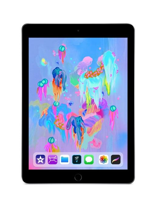 Apple's best iPad is now on sale for Labor Day. (Photo: Walmart)