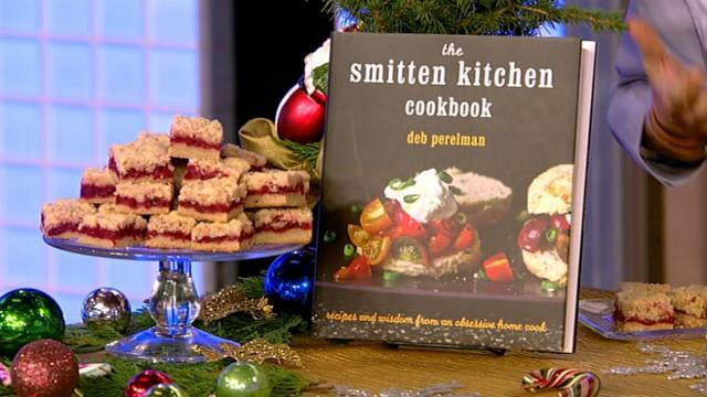 """Food editor joins """"GMA"""" to share books that will help make some tasty meals."""