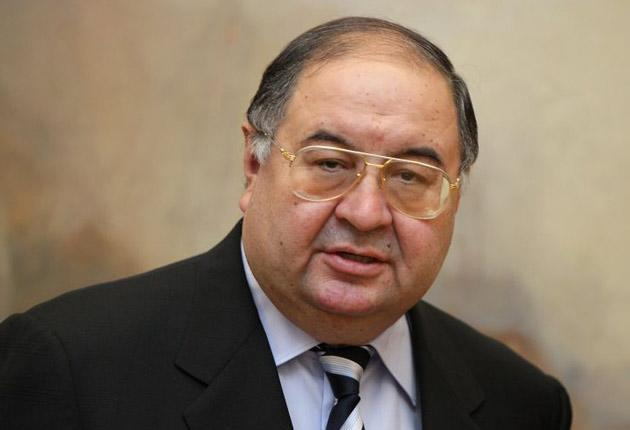 Usmanov has played a key role in the move for Benitez (Getty)